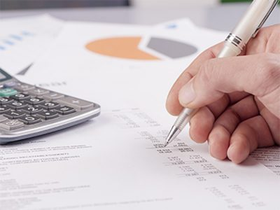 financial analysis of contact centre