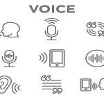 voice icons
